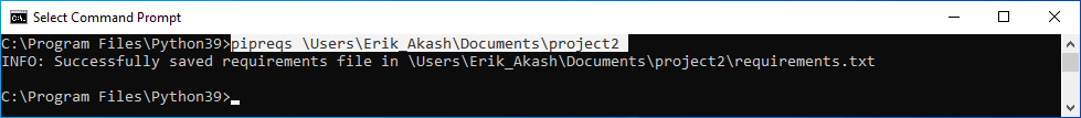 How to Create Requirements.txt File in Python