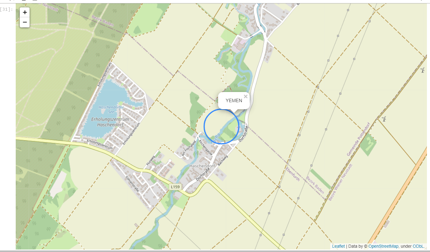 How to Plot the Google Map using folium package in Python