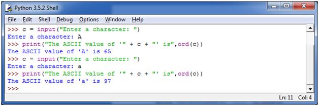 Python Function Programs4