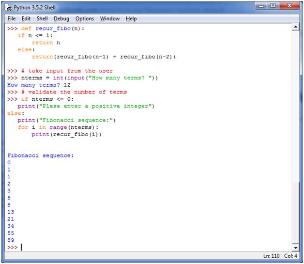 Python Function Programs8
