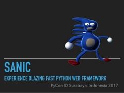 Top Python Frameworks