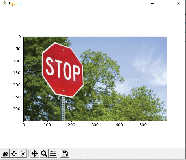 Python OpenCV object detection