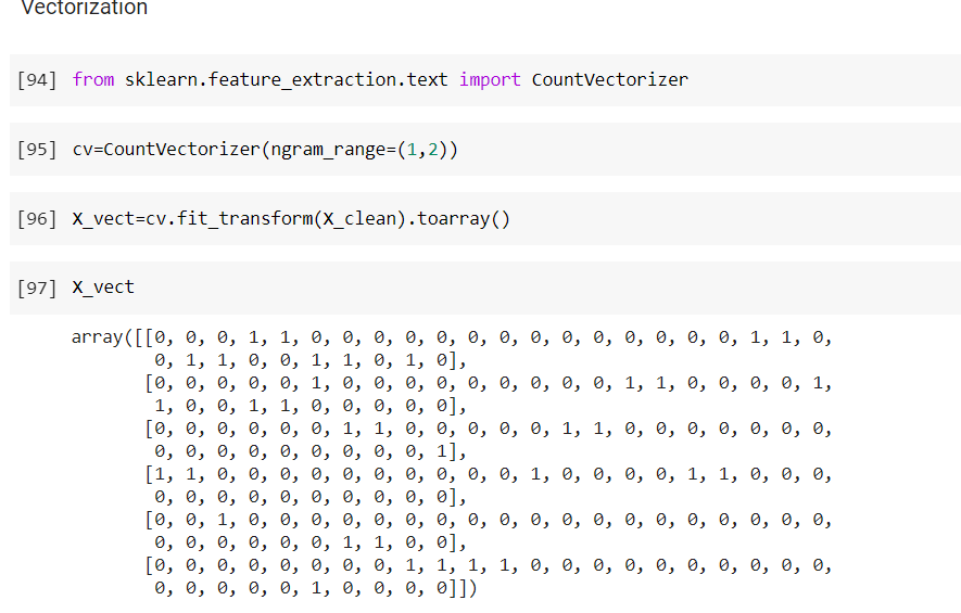 Sentiment Analysis in Python