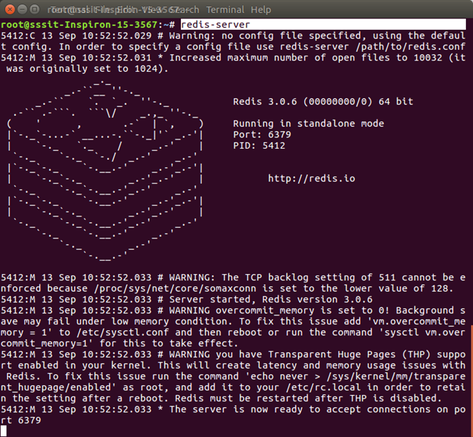 Redis Installation on Ubuntu 6