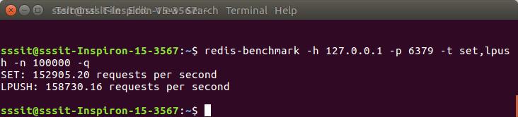 Redis Benchmarks 3
