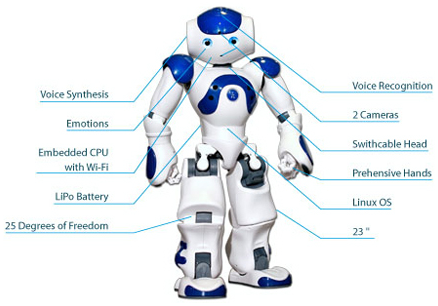 Components of Robot1