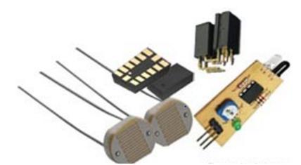Types of Robot Sensors1