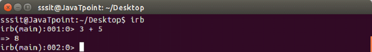 Ruby Data types 1