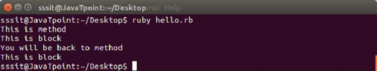 Ruby Blocks 3