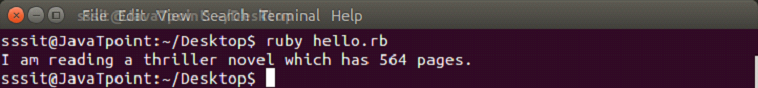 Ruby Blocks 8