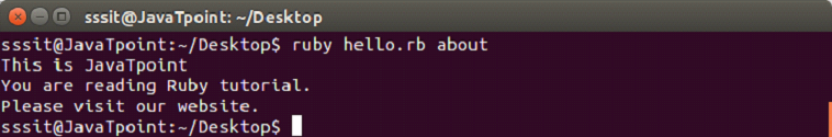 Ruby file io 2