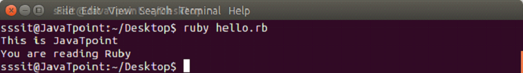 Ruby file io 3