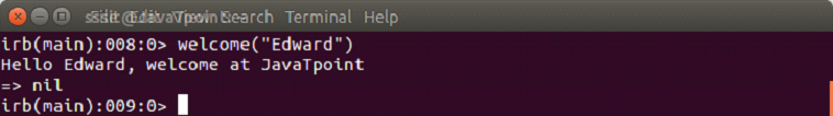 Ruby method 4