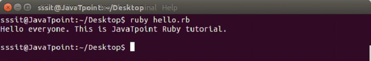 Ruby XML 1