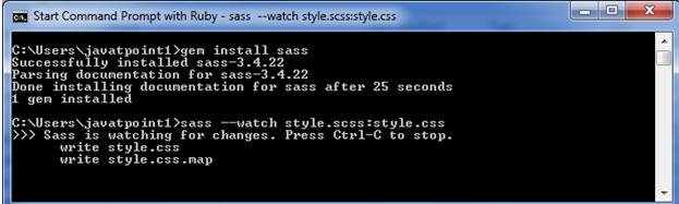 Sass Syntax1