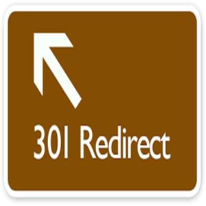 SEO 301 redirect