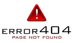 SEO 404 error