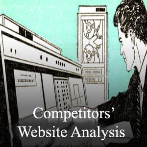 SEO Competitors' website analysis 1