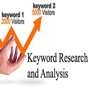 SEO Keyword research and analysis 1