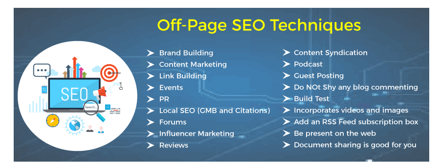 Off-Page SEO Technique