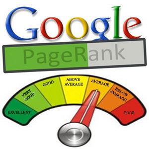 SEO Page rank 1