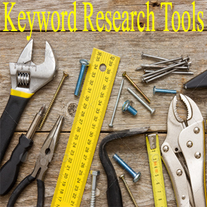 SEO Tools available for keyword research