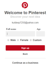 SMO How To Create A Business Account On Pinterest 1