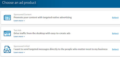 SMO How To Create An Ad Campaign On LinkedIn 4