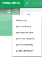 SMO How To Create Community In Google 4