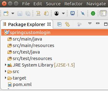 Spring Security Custom Login 2