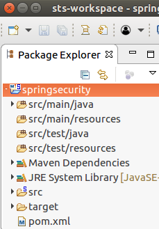 Spring Security XML Example 4
