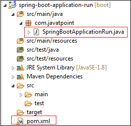 How to Run Spring Boot Application