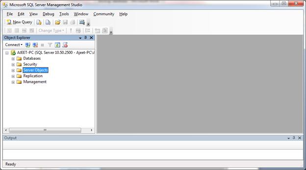 SQL Backup a database 1