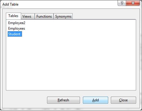 SQL Create view 3