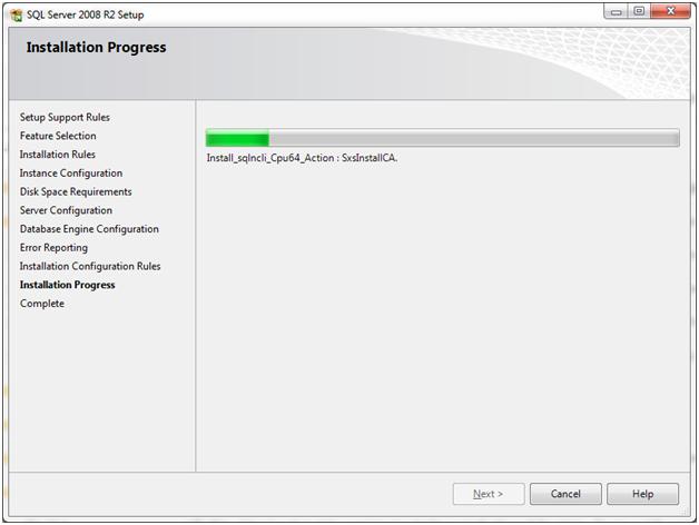 SQL Install ms sql server 15