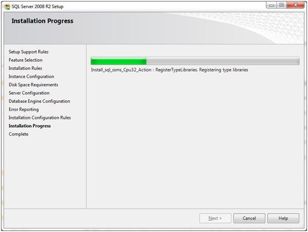 SQL Install ms sql server 16