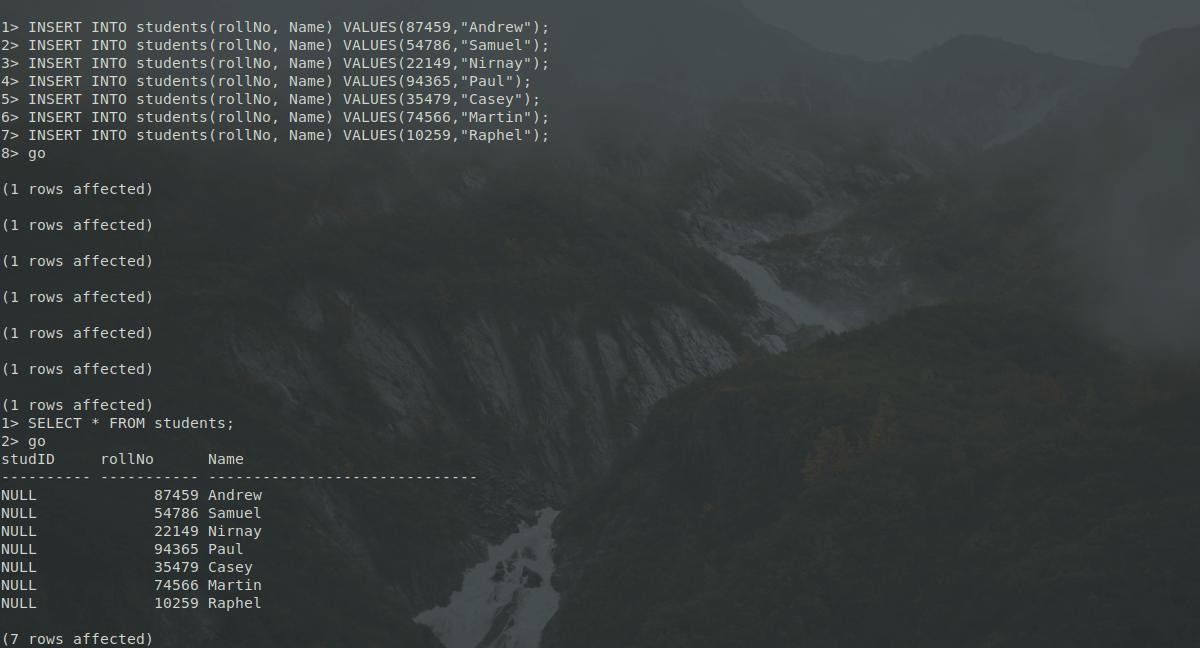 SQL Server Left Function
