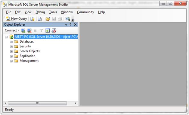 SQL server login database 1