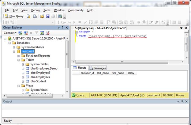 SQL Server primary key 2