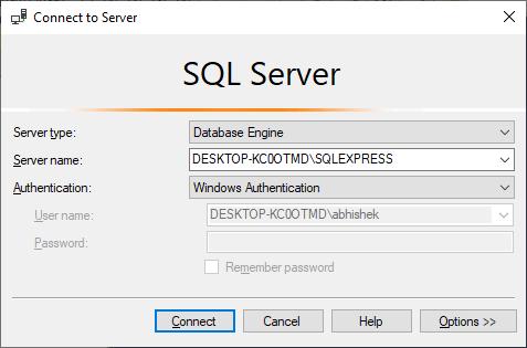 SQL Server Show/List Databases