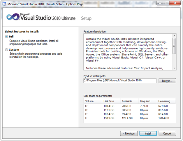 SQL server visual studio 5