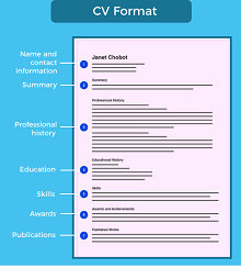 CV - Curriculum Vitae