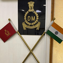 DM - District Magistrate