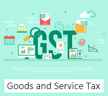 GST: Goods and Service Tax