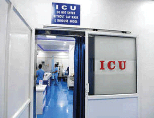 ICU - Intensive Care Unit
