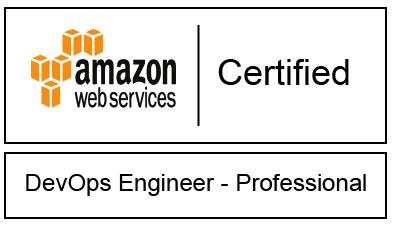 AWS Certified DevOps Engineer