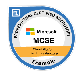 Microsoft Certified Solutions Expert (MCSE) Data Management & Analytics