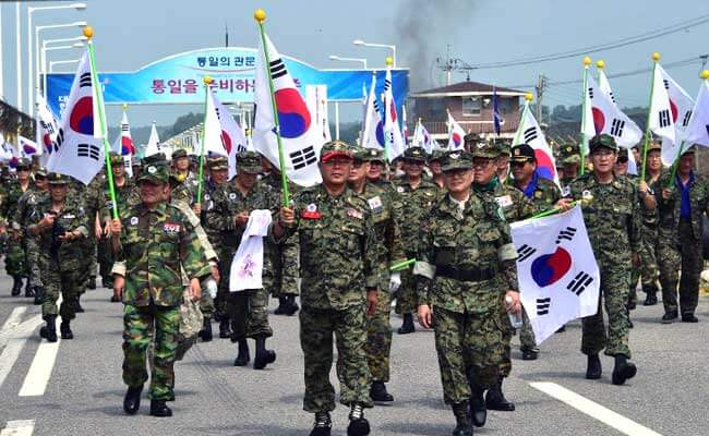 Top 10 Army in the World