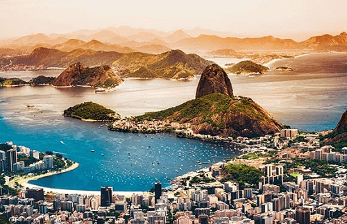 Top 10 Largest Countries In The World