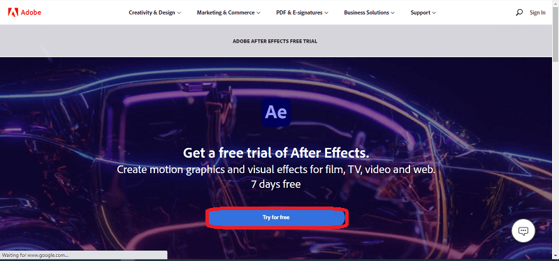 After Effect Setup and Installation
